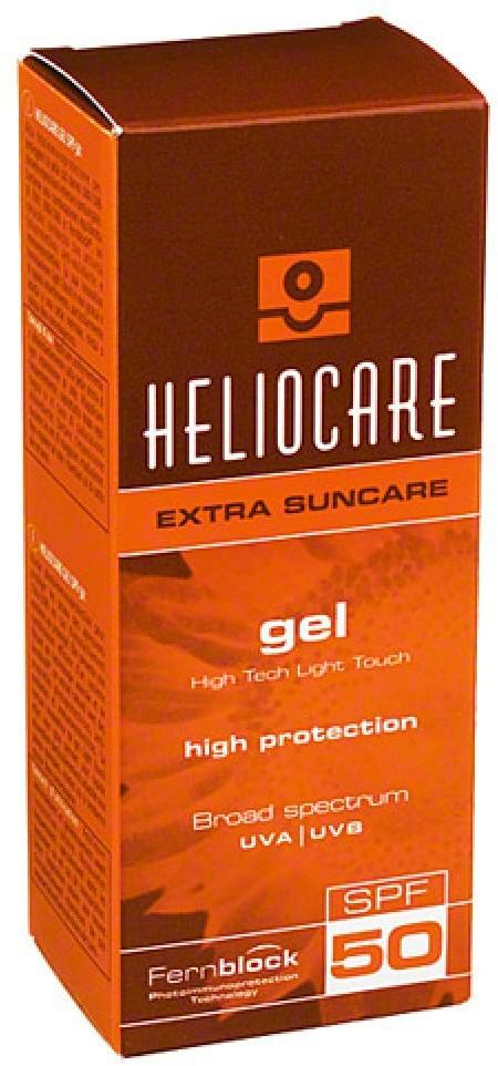 Heliocare IFC Dermatologie Deutschland G żel przeciwsłoneczny SPF50 50 ml