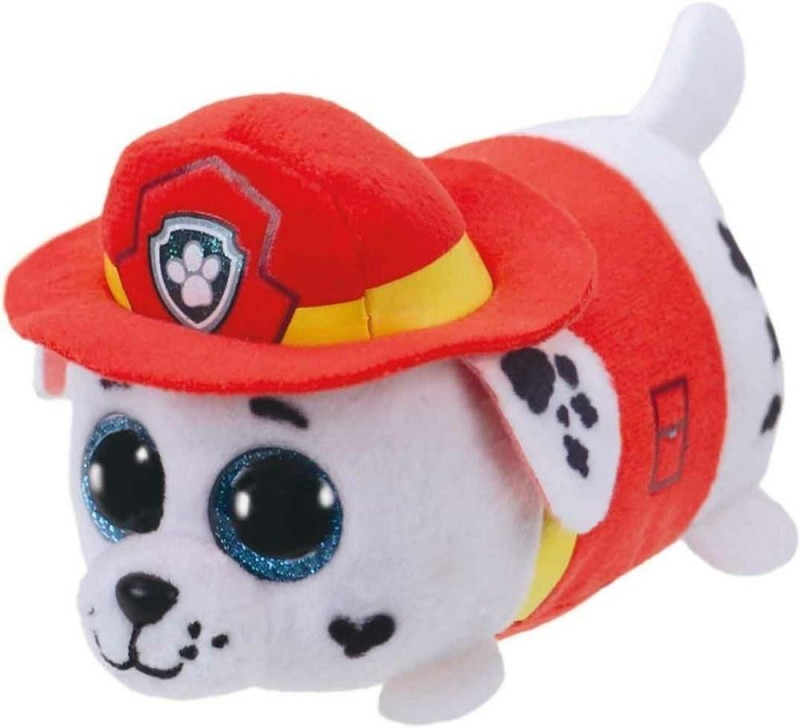 top Ty Inc Teeny Tys Lic Paw Patrol Marshall