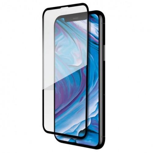 THOR Szkło na cały ekran Glass Edge to Edge iPhone 11 Pro Max + ramka 4029948085739