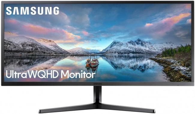 Samsung S34J550WQUx34