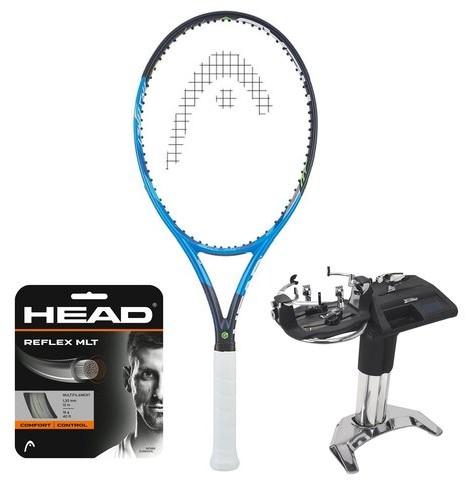 Head Rakieta tenisowa Graphene Touch Instinct MP + naciąg + usługa serwisowa 231907