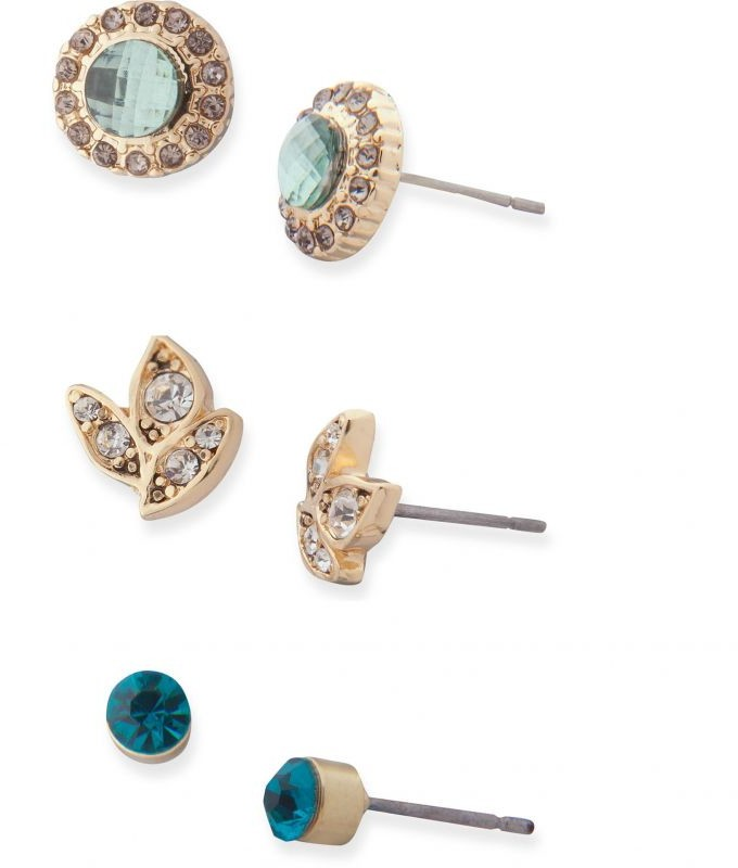 Lonna And Lilly Trio Stud Earrings 60477662-900