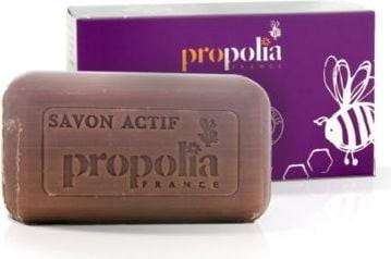 Propolia Propolia Mydło propolisowe z Miodem & Masłem Shea 100g 3760001820188
