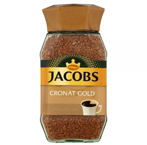 Jacobs KRAFT Kawa rozpuszczalna Cronat Gold 200 g
