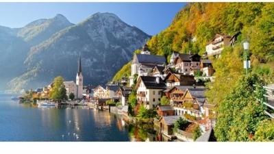 Castorland Puzzle 4000 Hallstatt - Austria CASTOR