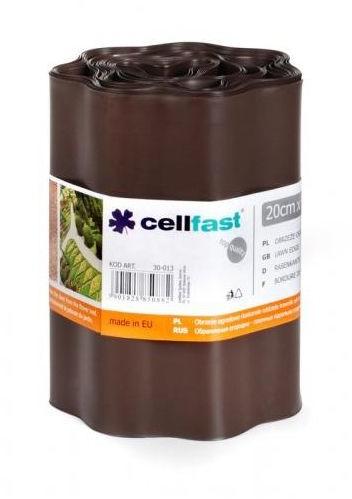 CELLFAST Obrzeże trawnikowe PVC
