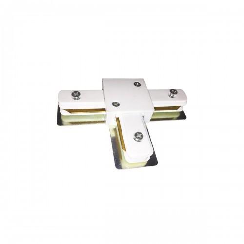 Milagro Milagro Łącznik Lampy TRACK LIGHT White Typ T ML3920