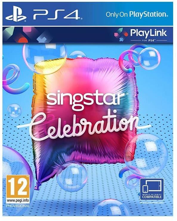 SingStar Celebration (GRA PS4)