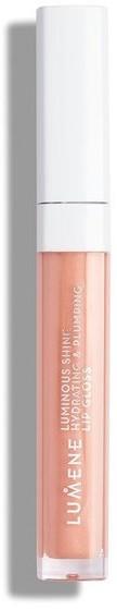 Lumene Luminous Shine Lip Gloss Błyszczyk do ust 12 nude peach 5ml 51438-uniw