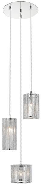 Italux Lampa wisząca Anabella P0207-03G