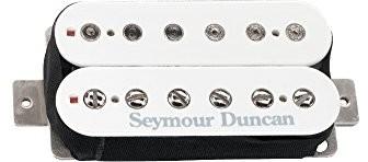 Seymour Duncan SH-6B-W Humbucker wzmacniacz do białej gitary elektrycznej ESD SH-6B-W