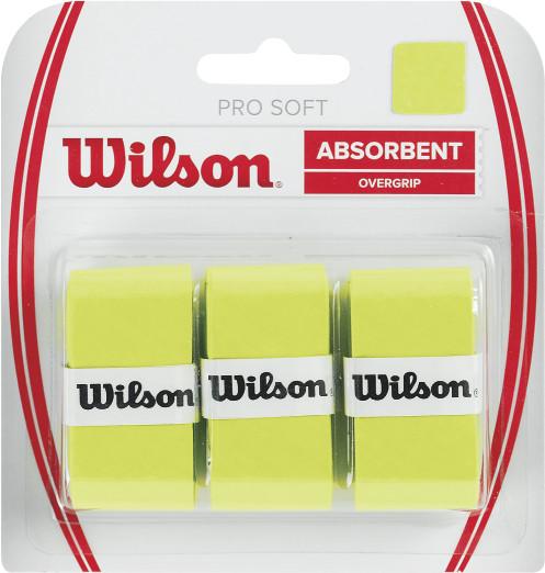 Wilson Owijki Pro Soft owijka 3szt WRZ4040LI