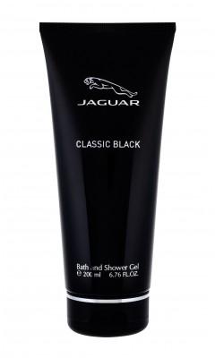 Jaguar Classic Black żel pod prysznic 200 ml dla mężczyzn