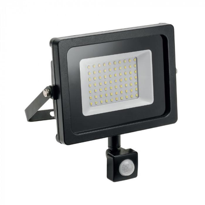 GTV Naświetlacz LED z czujnikiem 10W INEXT barwa zimna biała LD-INEXT10W-64