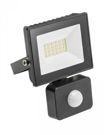 GTV Naświetlacz LED 10W z czujnikiem INNOVO
