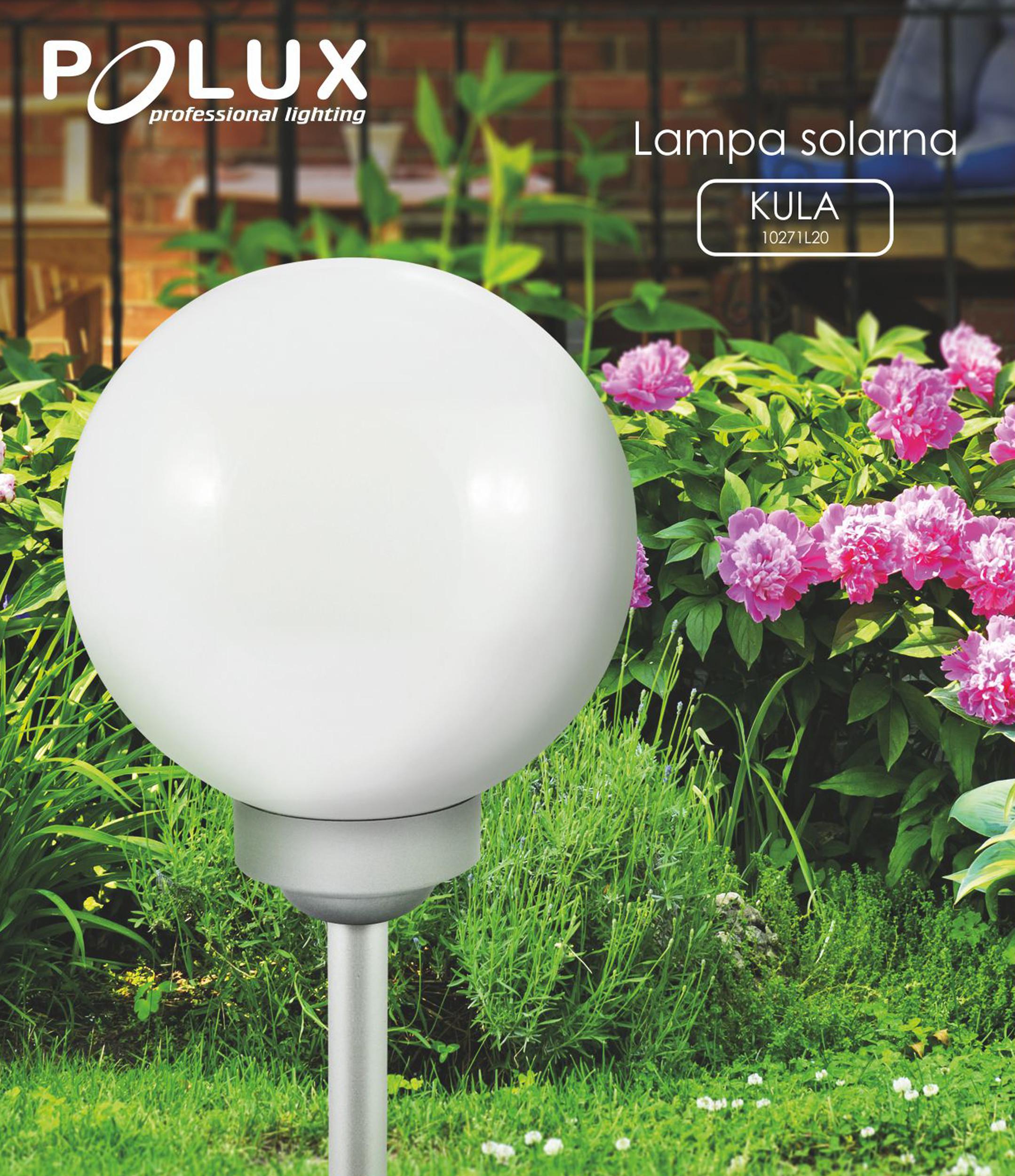 Ranking Oświetlenia Ogrodowego Lampa Solarna Pro Rankingpl
