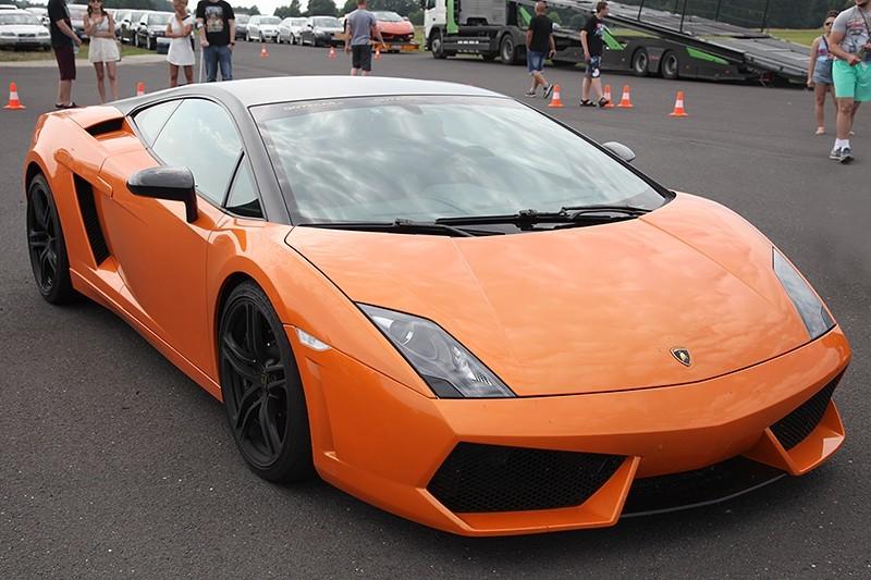 go racing Jazda Lamborghini Gallardo : Ilość okrążeń - 2, Tor - Tor Łódź, Usiądziesz jako - Kierowca