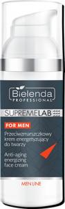 Bielenda Bielenda Supremelab Men Line Przeciwzmarszczkowy Krem Energetyzujący Do Twarzy 50ml 137608