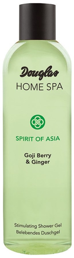 Douglas Home Spa Spirit of Asia Goji Berry & Ginger 300ml