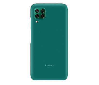 Huawei Huawei Plecki Plastikowe do Huawei P40 Lite zielony