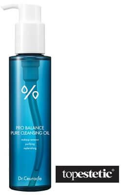 Dr Ceuracle Dr Ceuracle Pro Balance Pure Cleansing Oil Olejek myjący na bazie oleju z nasion słonecznika oraz kompleksu 5 probiotyków 155 ml