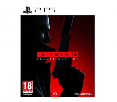 Hitman 3 Deluxe Edition (GRA PS5)