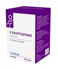ForMeds F-Tryptophan L-Tryptofan 60 porcji Formeds