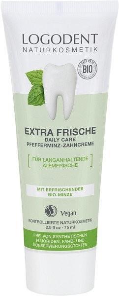 Logona Odświeżająca pasta do zębów z bio-miętą