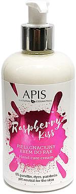 Apis Professional Pielęgnacyjny krem do rąk Malinowy pocałunek - Professional Raspberry Kiss Hand Cream Pielęgnacyjny krem do rąk Malinowy pocałunek - Professional Raspberry Kiss Hand Cream