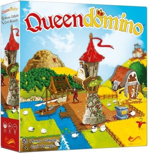 FoxGames Queendomino