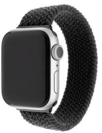 Apple Pasek wymienny FIXED Nylon Strap na Watch 38/40mm velikost S FIXENST-436-S-BK) Czarny