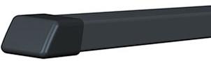 Atera 082410 (110 cm) - belki stalowe do bagażnika dachowego 3074