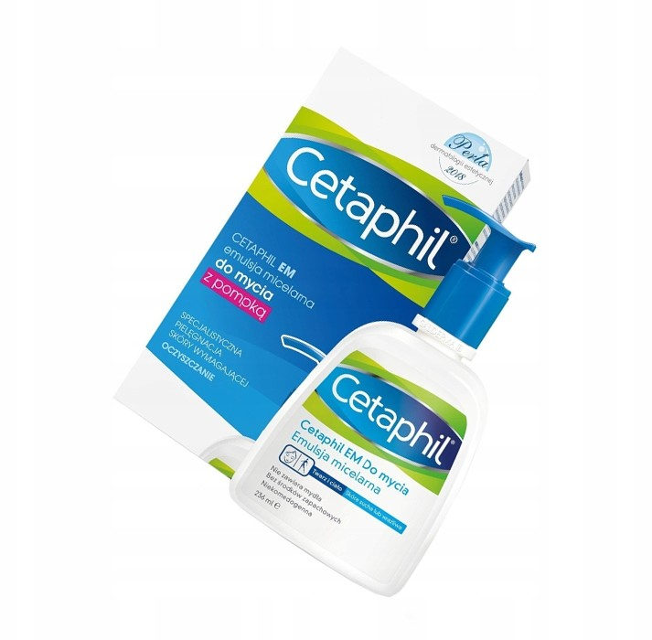 Cetaphil Em Emulsja Micelarna Do Mycia 236ML