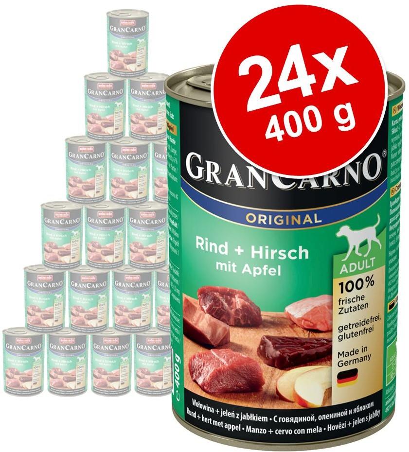 Animonda Grancarno Adult Rind Wild Wołowina + Dziczyzna 400G
