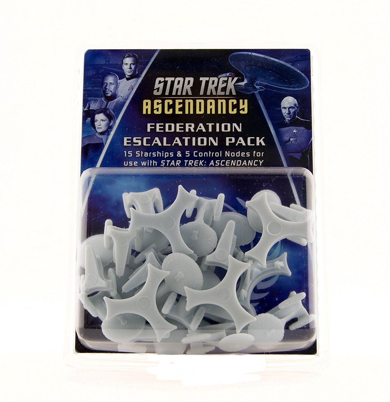 Gale Force Nine Star Trek: Ascendancy - Federation Ship Pack