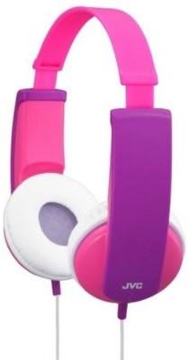 JVC HA-KD5-P Różowo-fioletowe