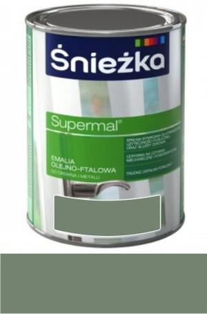 Śnieżka Emalia Supermal olejno-ftalowa popielata RAL 7023 połysk 5l 238230