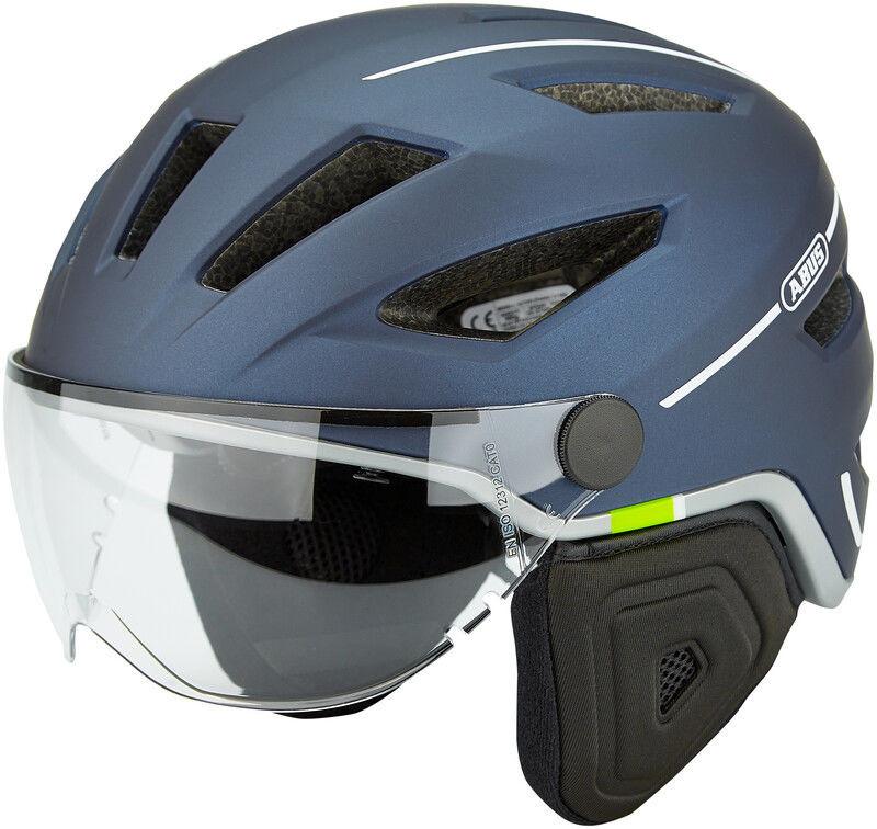 Abus Pedelec 2.0 ACE Kask rowerowy, midnight blue L 56-62cm 2020 Kaski miejskie i trekkingowe 81931