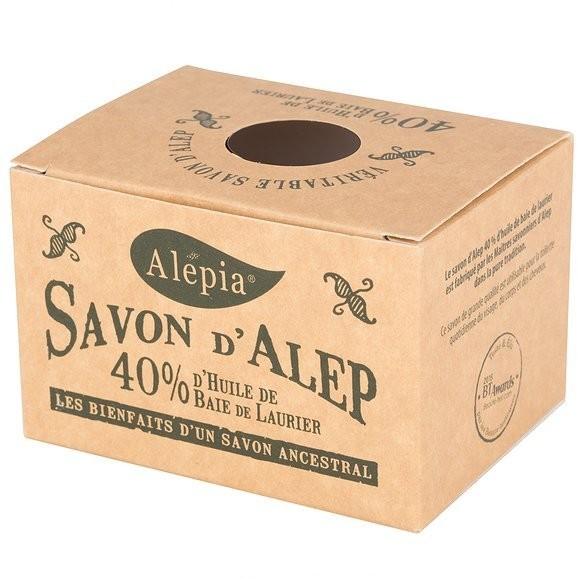 Alepia mydło alep 40%, 190 g