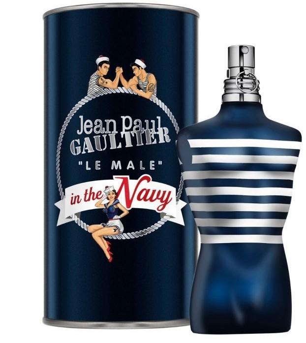Jean Paul Gaultier Le Male In The Navy woda toaletowa 125ml