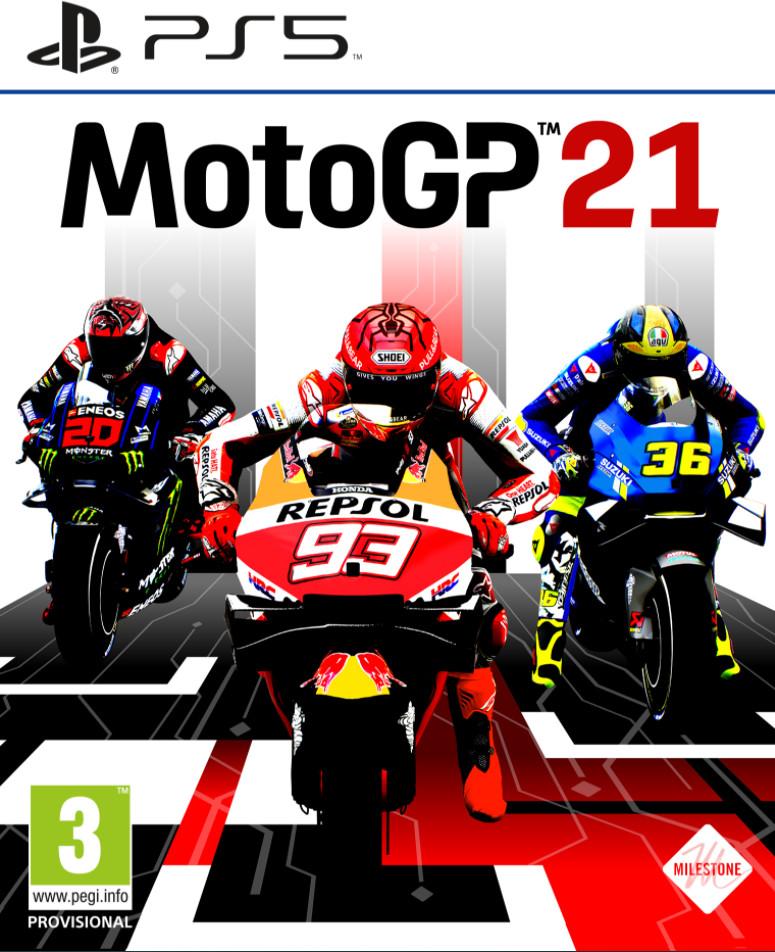 MotoGP 21 (GRA PS5)