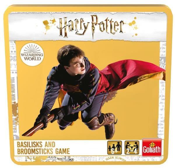 Goliath Harry Potter Basiliks&Broomst