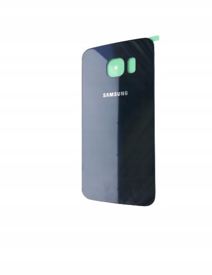 Samsung Klapka Plecy Galaxy S6 Edge Niebieska