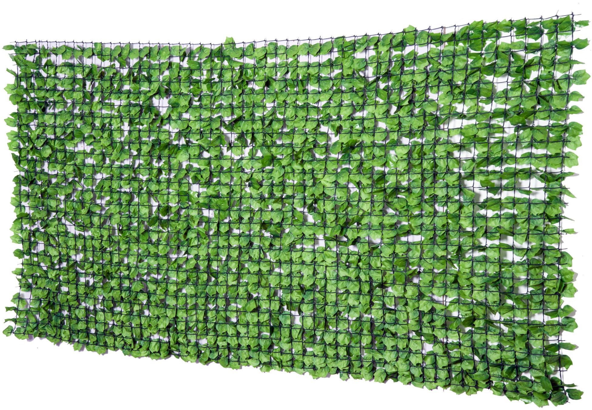 Outsunny SIATKA OCHRONNA SZTUCZNY ŻYWOPŁOT 1,5 x 3m