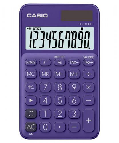 Casio SL-310UC-PL Fioletowy