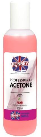 Ronney Ronney Aceton Do Paznokci Cherry 100ml RN 00537