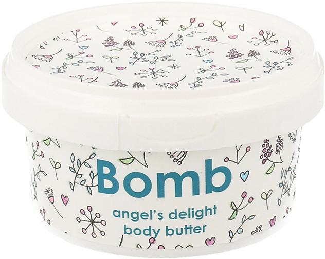 Bomb Cosmetics Shea Body Butter Masło Do Ciała Anielskie Rozkosze 200ml