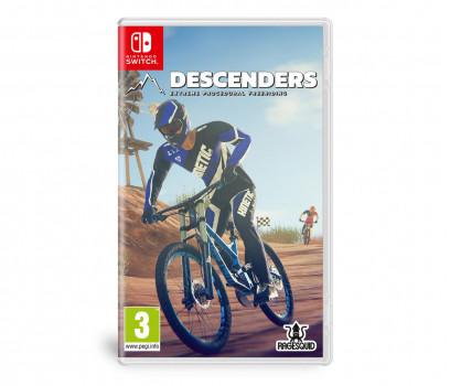 Descenders  (GRA NINTENDO SWITCH)