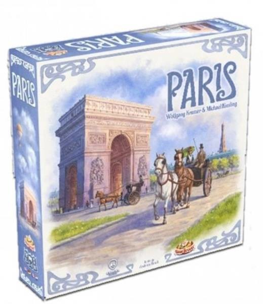 Czacha Games Paris (edycja polska)
