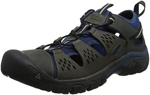 8608ba37ffeba1 Keen Sandały męska Arroyo III Trekking-& buty trekkingowe - szary - 44 EU  B0794QSQ53